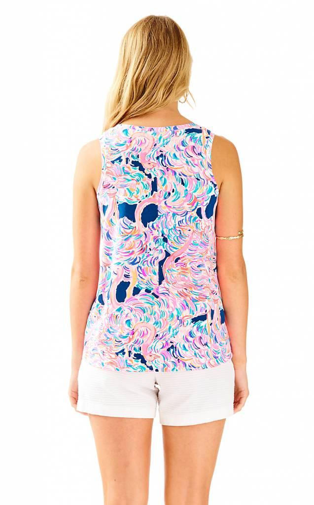 LILLY PULITZER LILLY PULITZER CRAYTON TANK