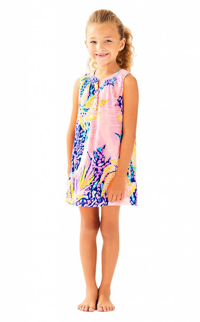 LILLY PULITZER LILLY PULITZER MINI ESSIE DRESS