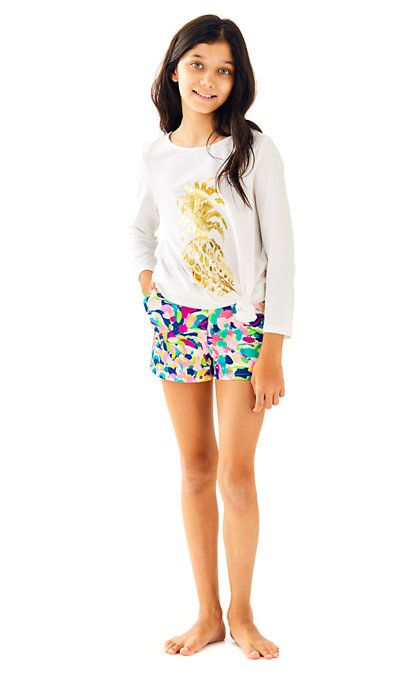 LILLY PULITZER LILLY PULITZER MINI CALLAHAN SHORT