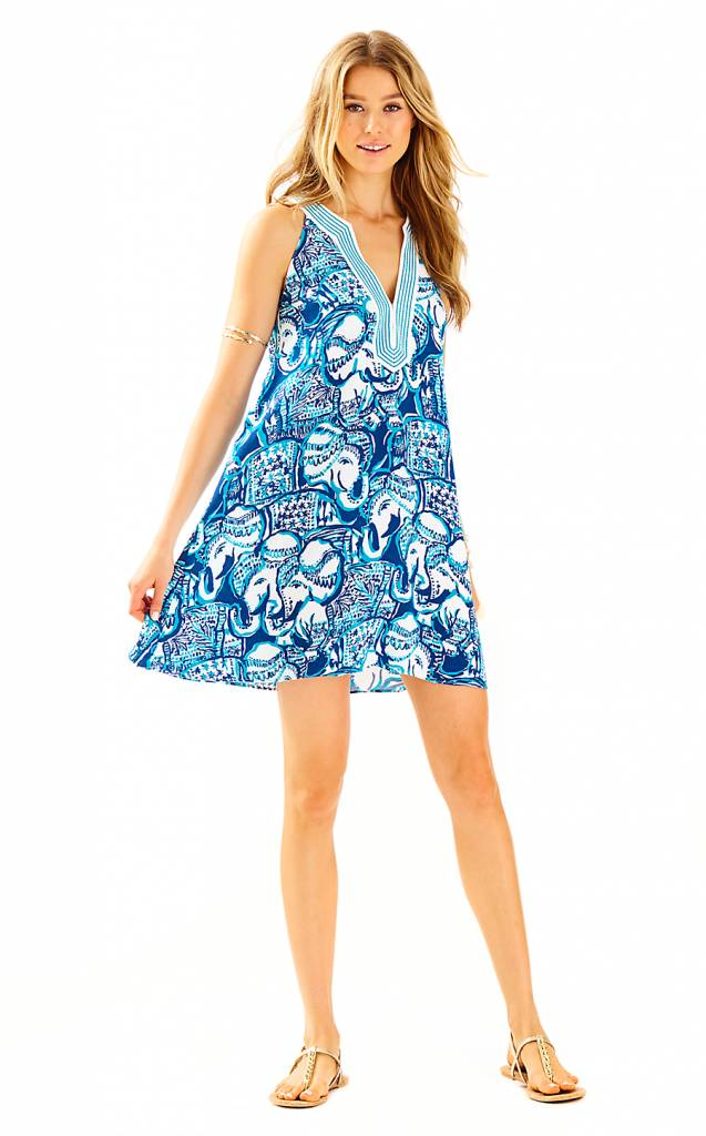 LILLY PULITZER LILLY PULITZER ACHELLE DRESS