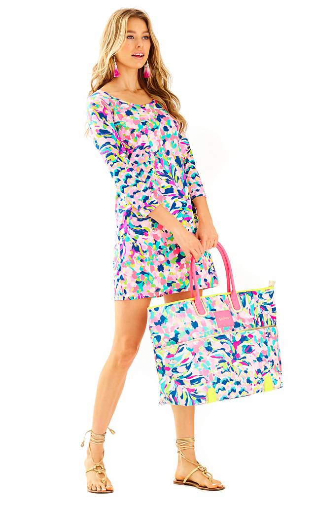 LILLY PULITZER LILLY PULITZER BEACON DRESS