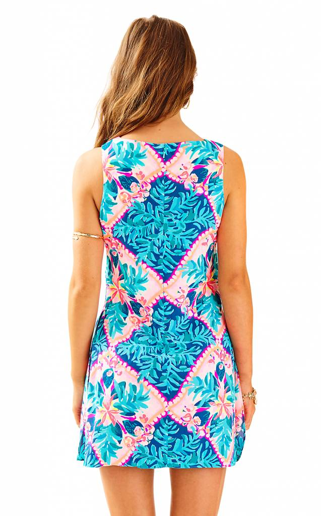 LILLY PULITZER LILLY PULITZER TANYA ROMPER
