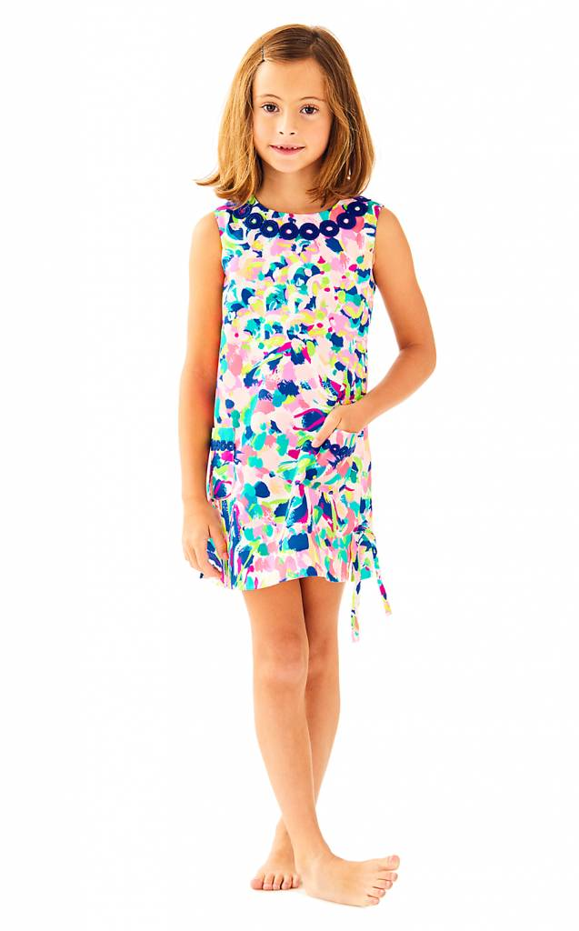 LILLY PULITZER LILLY PULITZER LITTLE LILLY CLASSIC SHIFT