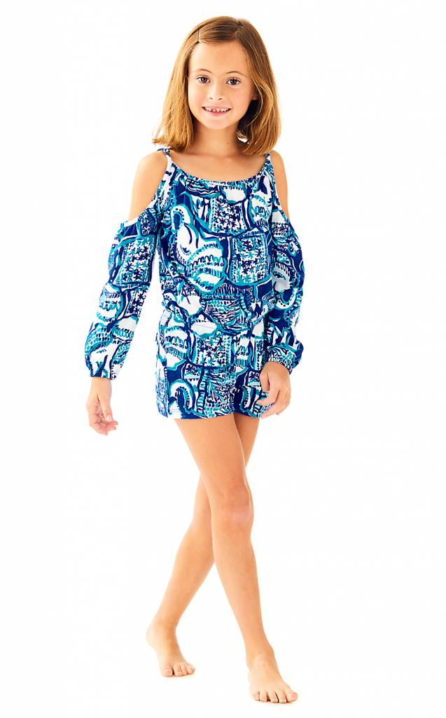 LILLY PULITZER LILLY PULITZER CANDICE ROMPER