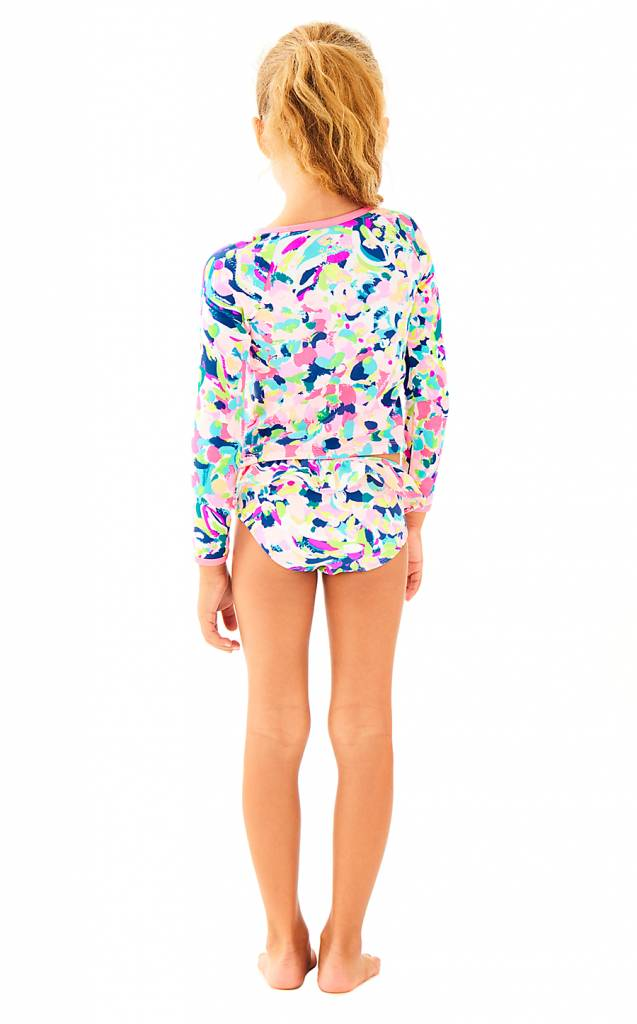 LILLY PULITZER LILLY PULITZER UPF 50+ MINI SYDNEY SUNGUARD