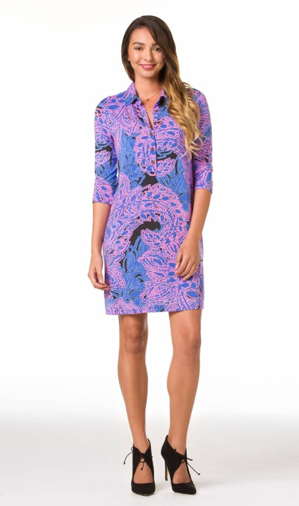 TORI RICHARD  EVIE DRESS