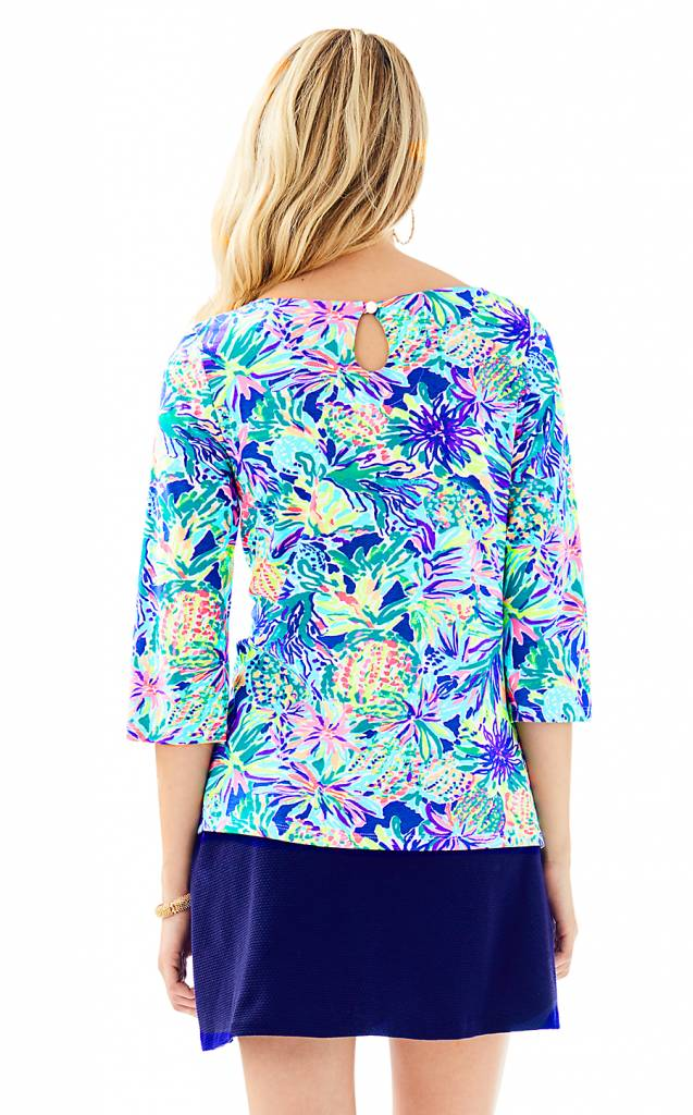 LILLY PULITZER LILLY PULITZER WAVERLY TOP