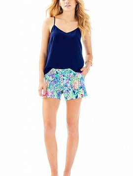 LILLY PULITZER CALLAHAN KNIT PONTE SHORT