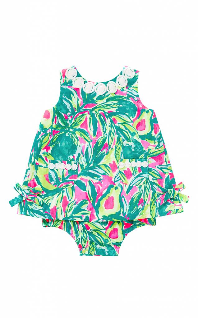 LILLY PULITZER LILLY PULITZER BABY LILLY SHIFT