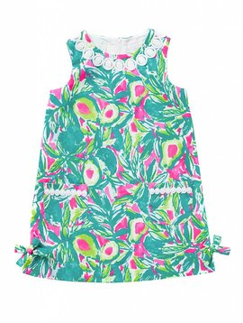 LILLY PULITZER LILLY PULITZER LITTLE LILLY CLASSIC SHIFT DRESS