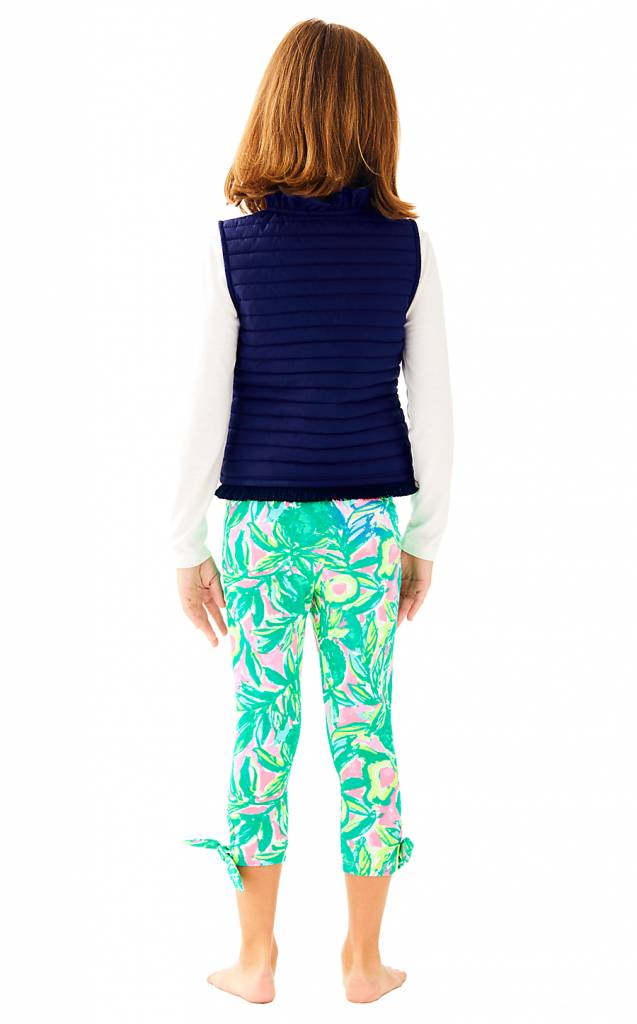 LILLY PULITZER LILLY PULITZER LEVIE VEST