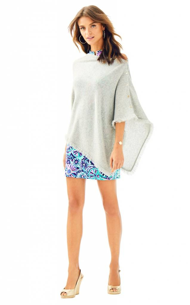 LILLY PULITZER LILLY PULITZER HARP CASHMERE WRAP