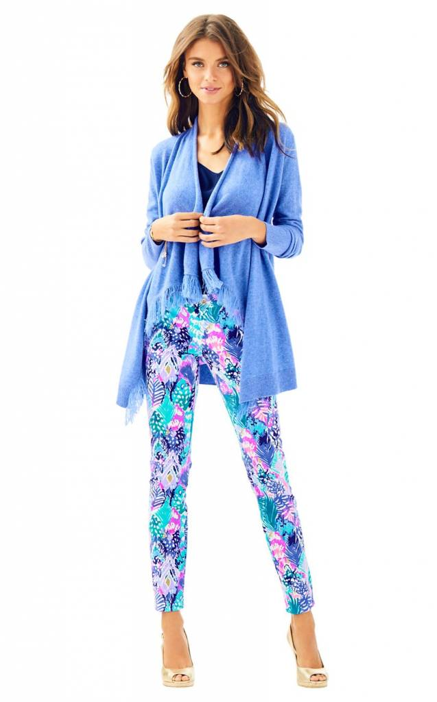 LILLY PULITZER LILLY PULITZER INGLEWOOD CASHMERE CARDIGAN