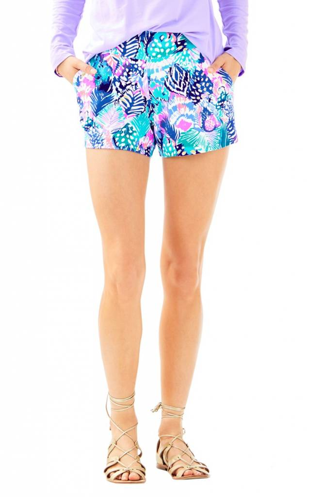 LILLY PULITZER LILLY PULITZER MAKENNA PONTE SHORTS