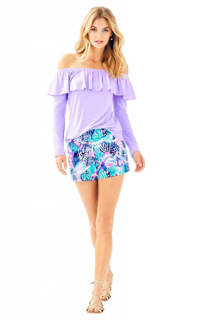 LILLY PULITZER MAKENNA PONTE SHORTS