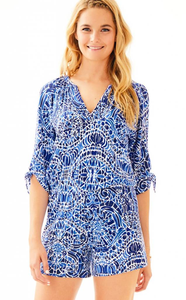LILLY PULITZER LILLY PULITZER BRYCE ROMPER