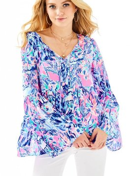 LILLY PULITZER KAHLI TOP