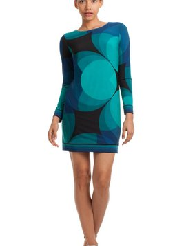 TRINA TURK CAMELLIA DRESS