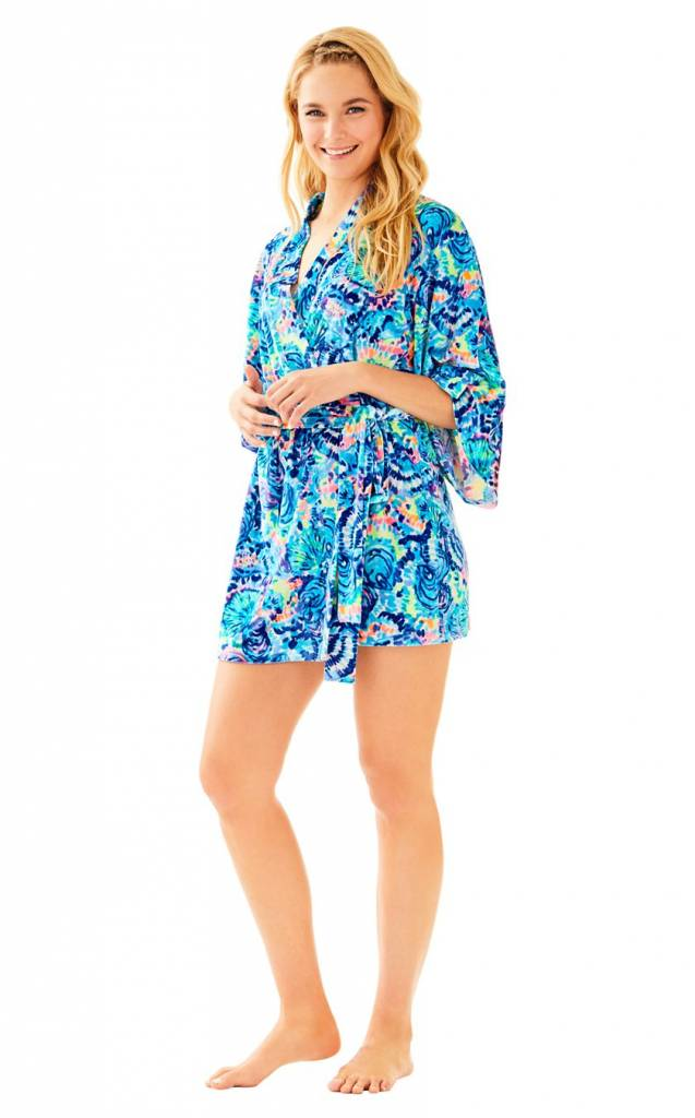 LILLY PULITZER LILLY PULITZER ELAINE ROBE