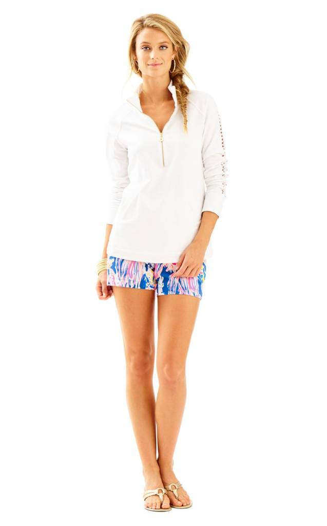 LILLY PULITZER  LILLY PULITZER SKIPPER POPOVER