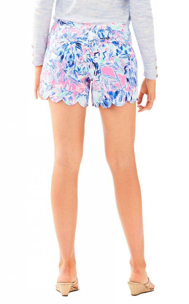 """LILLY PULITZER  LILLY PULITZER 5"""" BUTTERCUP STRETCH TWILL SHORT"""