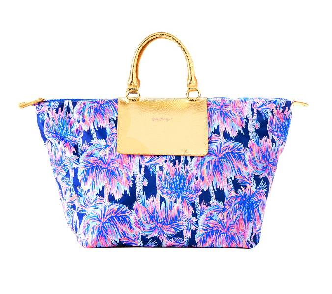 LILLY PULITZER LILLY PULITZER  PACKABLE ESCAPE WEEKENDER BAG