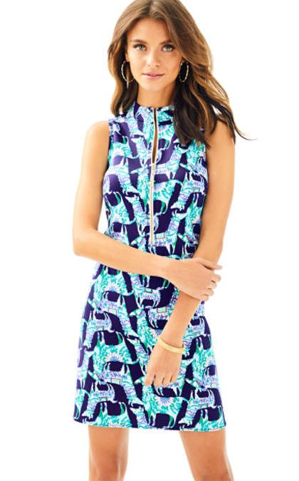 LILLY PULITZER LILLY PULITZER OPAL SHIFT DRESS