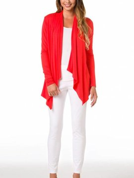 TORI RICHARD OCEANSIDE BEACHSIDE CARDIGAN