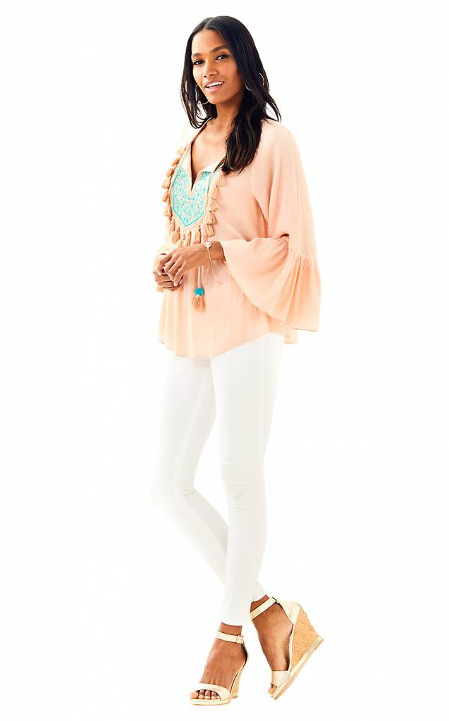 LILLY PULITZER LILLY PULITZER SHANDY TOP