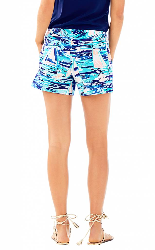 LILLY PULITZER LILLY PULITZER CALLAHAN KNIT PONTE SHORT