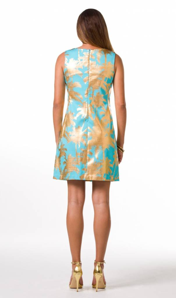 TORI RICHARD  ROYAL PALM ADELE DRESS