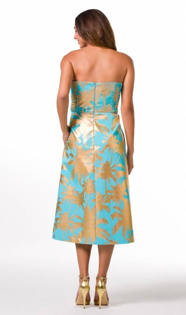 TORI RICHARD TORI RICHARD ROYAL PALM DARYL DRESS