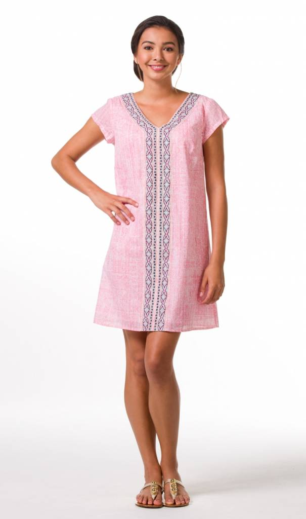 TORI RICHARD SNEAKY TIKI DORIS DRESS