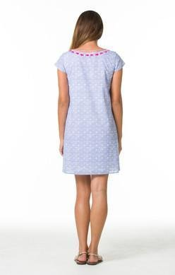 TORI RICHARD MAKING WAVES CARTER DRESS