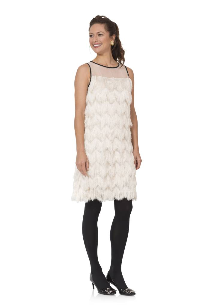 SAIL TO SABLE SAIL TO SABLE FRINGE DRESS