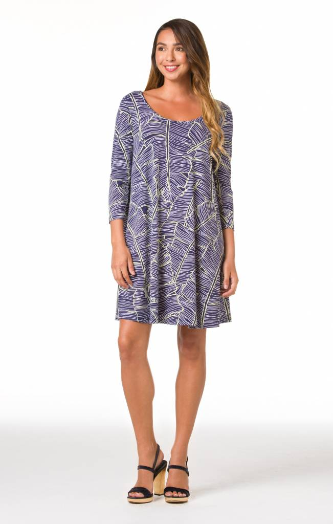 TORI RICHARD JUNGLE BOOGIE ZOLIE DRESS