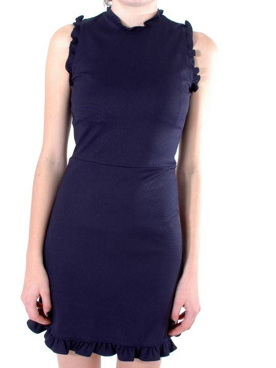 AMANDA UPRICHARD TETON DRESS