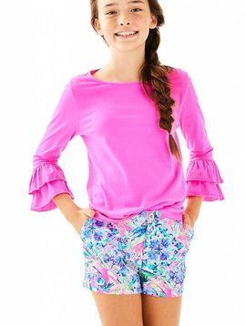 LILLY PULITZER MAZIE TOP