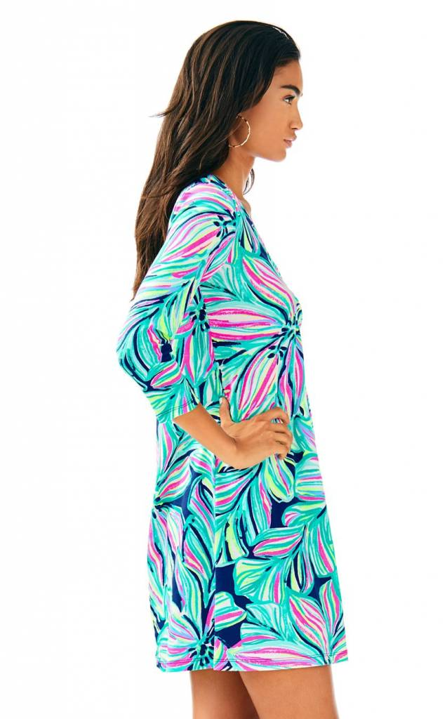 LILLY PULITZER LONG SLEEVE AMINA DRESS