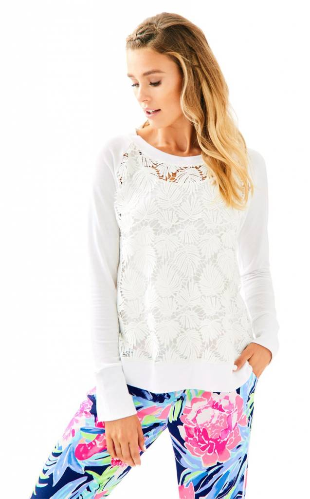 LILLY PULITZER CITRON PULLOVER
