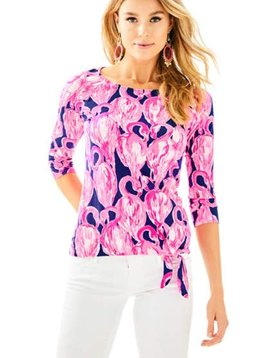 LILLY PULITZER ROBYN TOP