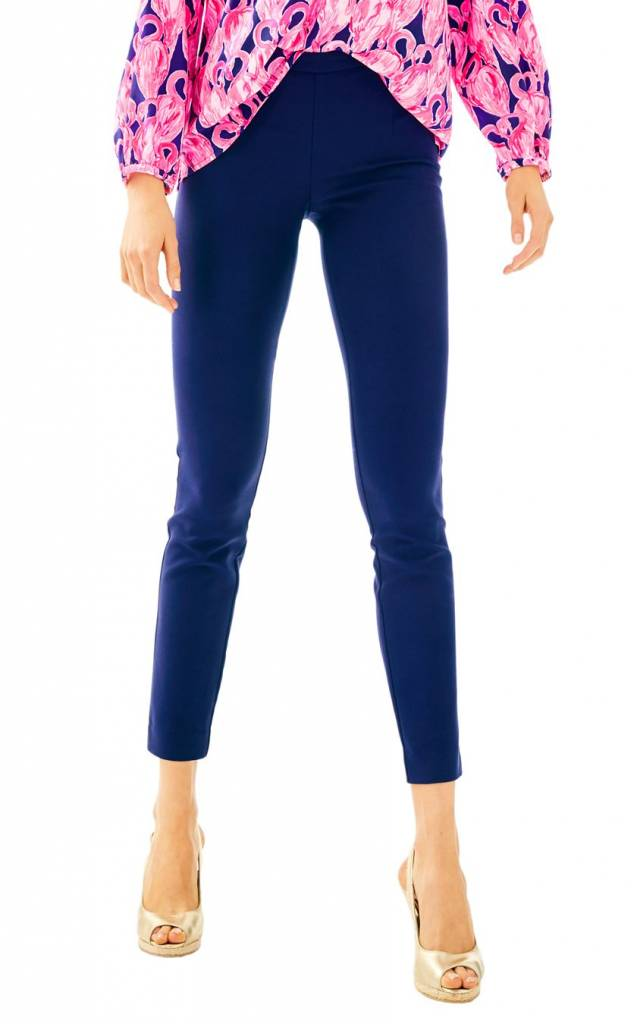 LILLY PULITZER ALESSIA STRETCH DINNER PANT