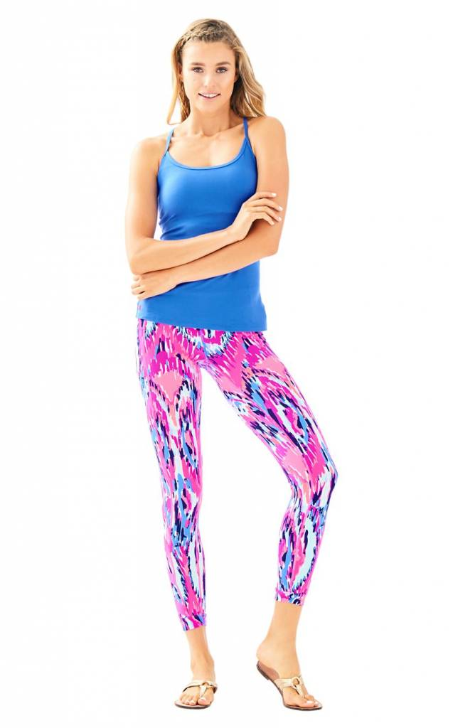 LILLY PULITZER CAILLE WEEKENDER LEGGING
