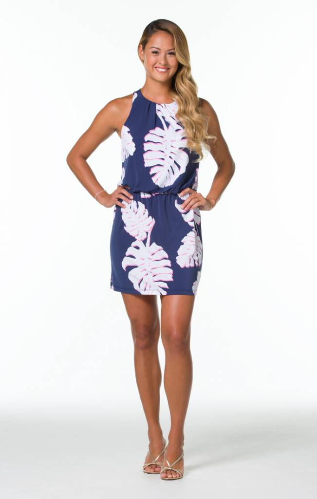TORI RICHARD FIA DRESS