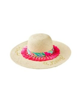 LILLY PULITZER SUN GODDESS HAT