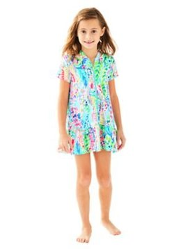 LILLY PULITZER COOKE COVERUP