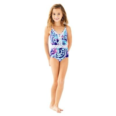 LILLY PULITZER UPF 50+ MALS SWIMSUIT