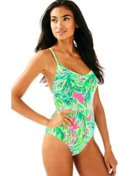 LILLY PULITZER AZALEA ONE PIECE SUITE