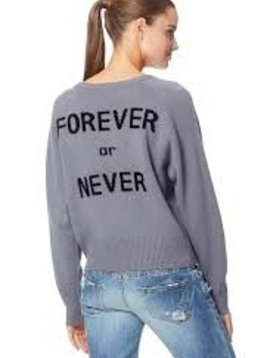 360 SWEATER BOWIE NEVER 4 EVER CASHMERE SWEATER