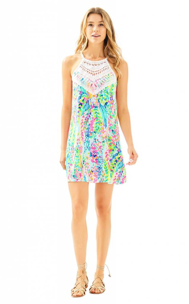 LILLY PULITZER PEARL SOFT SHIFT DRESS